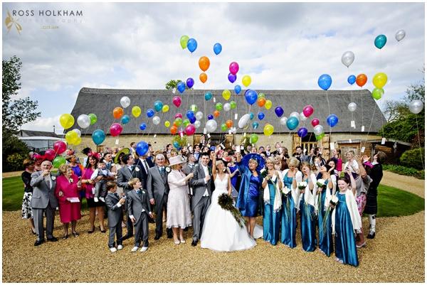 Ross Holkham Wedding The Tythe Barn Lucie and David-022