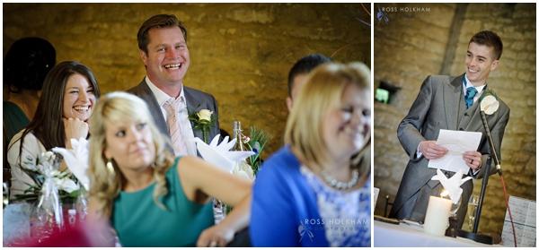 Ross Holkham Wedding The Tythe Barn Lucie and David-027
