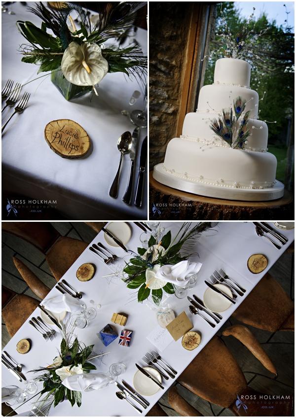 Ross Holkham Wedding The Tythe Barn Lucie and David-029