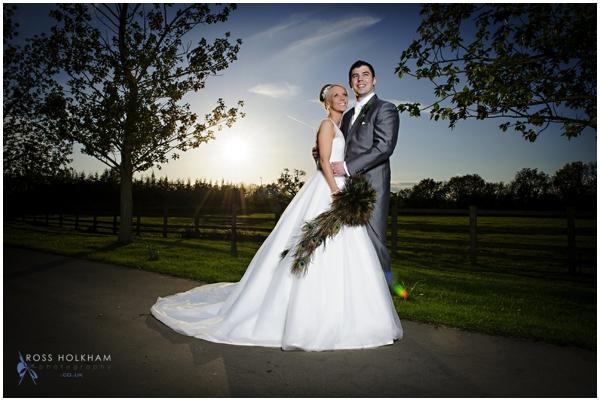 Ross Holkham Wedding The Tythe Barn Lucie and David-033