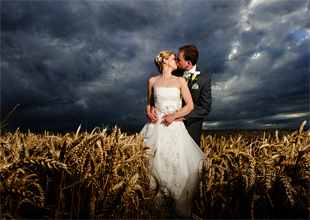 The Wedding of Jenny and Alex Notley Tythe Barn