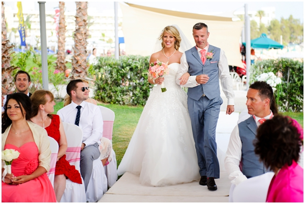 Olympic Lagoon Resort Paphos Wedding Photos Ross Holkham Photography-024