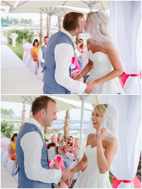 Olympic Lagoon Resort Paphos Wedding Photos Ross Holkham Photography-030