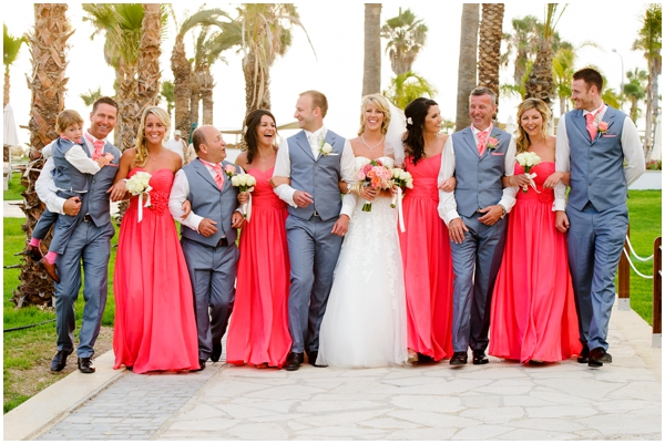Olympic Lagoon Resort Paphos Wedding Photos Ross Holkham Photography-062