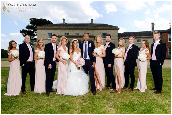 Stubton Hall Wedding Ross Holkham Photography Amy and Ross-054