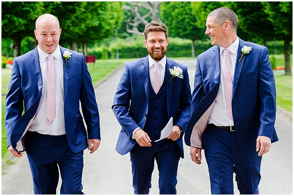 Danesfield House Wedding Ross Holkham Photography Wedding Photographer-20