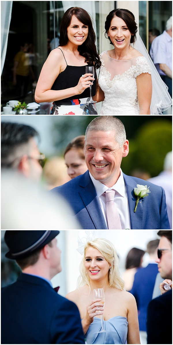 Danesfield House Wedding Ross Holkham Photography Wedding Photographer-61