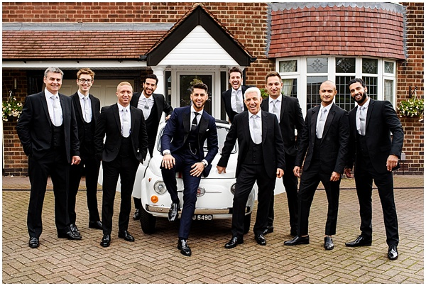 Blotts Country Club Wedding Ross Holkham Photography-27