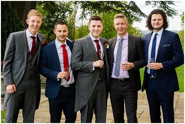 Hedsor House Wedding Ross Holkham Photography Wedding Photographer-54